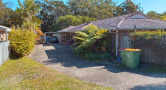 Easy Walk to Griffith Uni, Backing on to Wildlife Reserve – Female Only