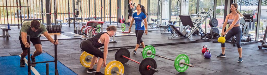 Sport + Fitness Info Session